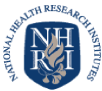 National Health Research Institutes Logo