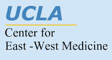 UCLA Center for East-West Medicine logo